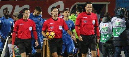 Radu Petrescu va arbitra partida Astra Giurgiu - FC Viitorul