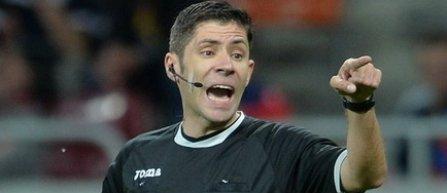 Radu Petrescu va arbitra finala Cupei Ligii