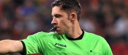 Radu Petrescu va arbitra Supercupa României