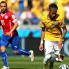 Neymar s-a accidentat la coapsa dreapta