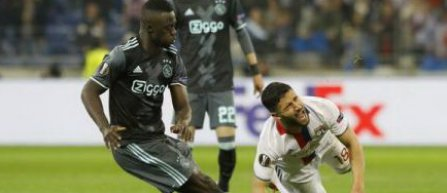 Europa League - semifinală - retur: Olympique Lyon - Ajax Amsterdam 3-1