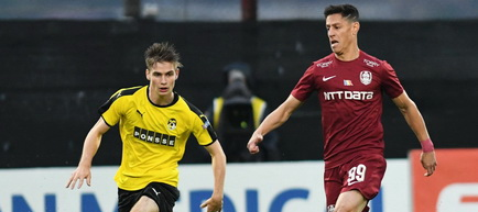 Europa League, play-off: CFR Cluj - KuPS Kuopio 3-1