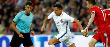 VIDEO | Amical: Rusia - Chile 1-1