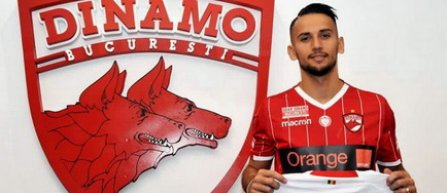 Internaţionalul albanez Naser Aliji, la Dinamo