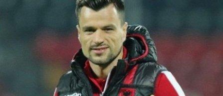 Astra Giurgiu l-a transferat pe atacantul albanez Azdren Llullaku