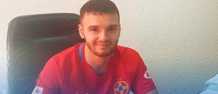 Albanezul Kamer Qaka a semnat pe cinci ani cu FCSB