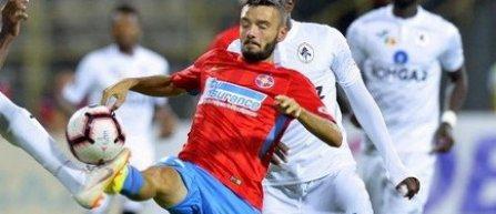 Dică spune că finanţatorul FCSB, Gigi Becali, a decis să renunţe la mijlocaşul albanez Kamer Qaka