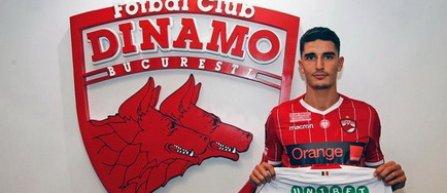 Rachid Ait-Atmane va juca la Dinamo