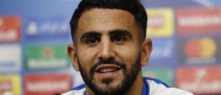 Algerianul Riyad Mahrez, desemnat Fotbalistul african al anului 2016, in ancheta BBC