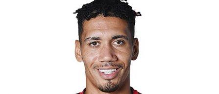 Chris Smalling şi-a prelungit contractul cu Manchester United