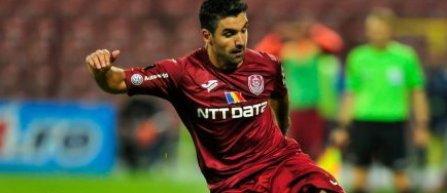 Juan Culio şi-a prelungit contractul cu CFR Cluj