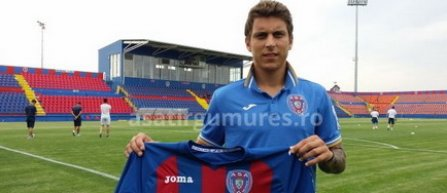 Nicolas Gorobsov a semnat cu ASA Targu-Mures
