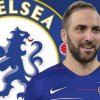 Atacantul argentinian Gonzalo Higuaín, aproape de un transfer la Chelsea