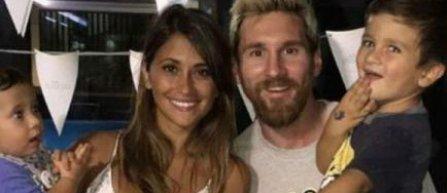 Lionel Messi se va căsători pe 30 iunie, în Argentina