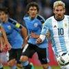 Preliminariile CM 2018: Argentina - Uruguay 1-0