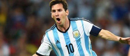 Messi nu va juca la Jocurile Olimpice 2016 de la Rio de Janeiro