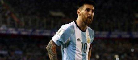 Mariano Andujar, portarul echipei Argentinei, îi ia apărarea lui Messi