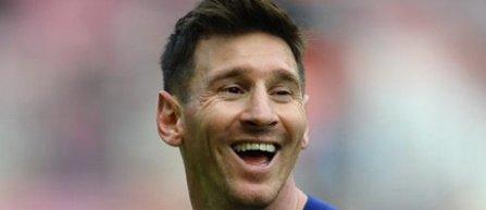 Familia lui Lionel Messi ameninţă un ziar local cu acţiuni legale, după ce jucătorul de la Barcelona a fost comparat cu un criminal de război