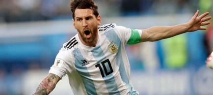 Messi nu va juca pentru naţionala Argentinei în meciurile amicale cu Irak şi Brazilia
