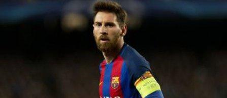 """Messi are """"inima distrusă"""" din cauza situației copiilor sirieni"""
