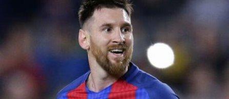 Lionel Messi, despre performanţele lui Cristiano Ronaldo: Se autodepăşeşte an după an