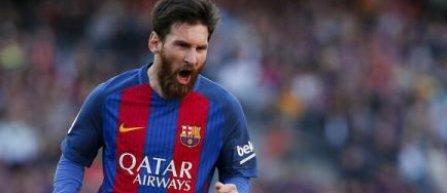 Tricourile Barcelonei cu fostul sponsor, Qatar Airways, au fost interzise în Arabia Saudită
