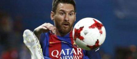 Lionel Messi, cel mai bun fotbalist al planetei, potrivit unei prestigioase anchete a publicației The Guardian