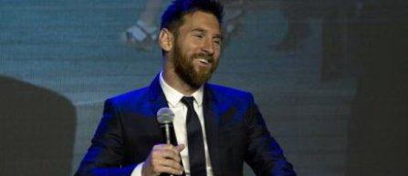 """Lionel Messi nu face parte din """"unsprezecele"""" ideal al Ligii Campionilor, stabilit de France Football"""