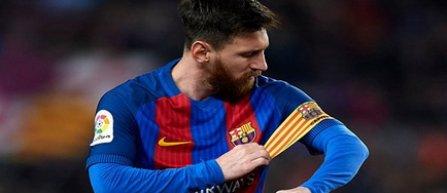 """Lionel Messi a intrat pentru a şasea oară în posesia """"Premiului Aldo Rovira"""""""