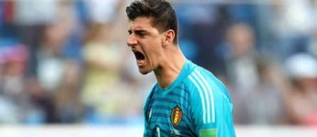 Presa spaniolă susţine că Real Madrid a ajuns la un acord cu Chelsea pentru transferul portarului Courtois