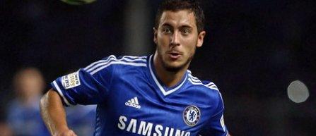 """Maurizio Sarri consideră că 100 milioane lire sterline pentru Hazard ar fi """"prea puţin"""""""