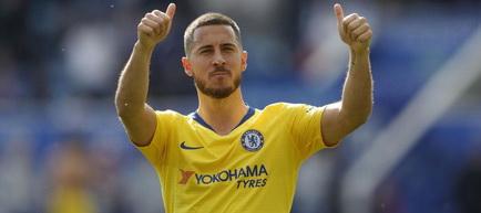 Real Madrid il va transfera pe Eden Hazard de la Chelsea