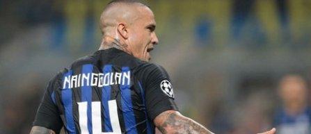 Radja Nainggolan, suspendat provizoriu de Internazionale Milano, pentru motive disciplinare