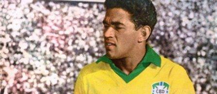 """Un cimitir din Brazilia a """"pierdut"""" osemintele lui Garrincha"""