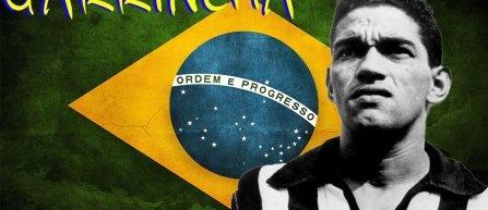 Osemintele legendarului Garrincha au fost ratacite