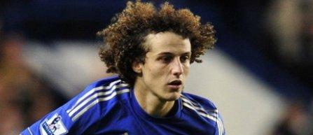 """David Luiz nu pleacă de la Chelsea. """"Am revenit la Chelsea ca să stau"""""""