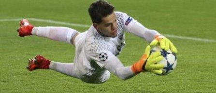 Manchester City a plătit 40 de milioane de euro pentru Ederson Moraes de la Benfica