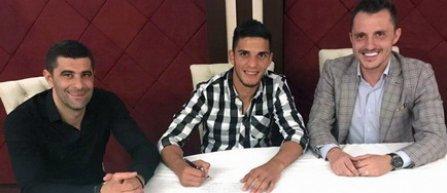 Erico Da Silva a semnat un contract pe două sezoane cu Astra Giurgiu