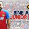 Júnior Morais: Sunt foarte bucuros că am ajuns la FCSB