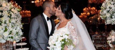 Lucas Moura s-a casatorit | Fara indoiala este cel mai frumos gol din viata mea