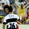Neymar a facut spectacol pe o ploaie torentiala, intr-un meci caritabil in Brazilia