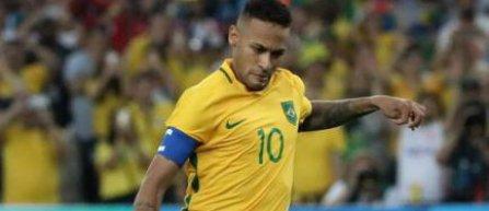 JO 2016 | Neymar nu mai vrea sa fie capitanul echipei Braziliei