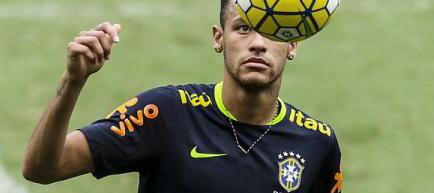 """Neymar va fi la """"sută la sută"""" din capacitate la debutul Braziliei la CM 2018"""