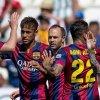 Patru jucatori de la FC Barcelona in echipa ideala a anului 2015