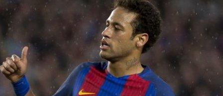 Neymar, cel mai bine cotat jucător din lume. Cristiano Ronaldo şi Messi pierd tot mai mult teren