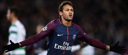 Neymar nu are nicio clauză de reziliere în contractul cu PSG, anunţă Liga franceză