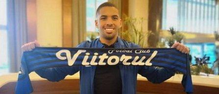 Rivaldinho: Am venit la FC Viitorul ca să fiu campion