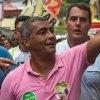 Fostul atacant brazilian Romario, ales senator de Rio de Janeiro