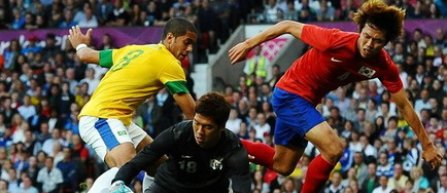 JO 2012: Finala Brazilia - Mexic in turneul masculin