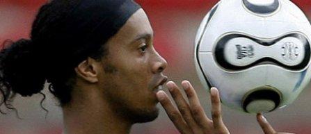 Ronaldinho: Scrisoare catre copilul care am fost la 8 ani